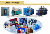 china hard plastic container making machine