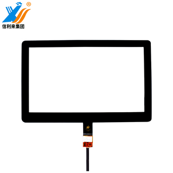 "10.1"" Projected Capacitive Touch Screen Overlay Kit 1280*800 For Tablet PC Laptop Advertising Screen"