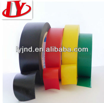 PVC electrical insulation tape for automotive harness