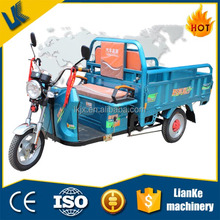 satisfied scooter cargo tricycle/well-pleasing kenya cargo tricycle/van cargo tricycle with high speed