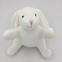shenzhen custom soft stuffed rabbit plush toys