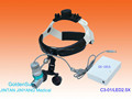 microsurgery equipment led medical headlight with magnifier