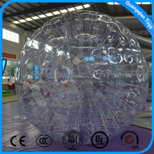 Guangqian China Manufacture Cheap Zorb Ball TPU Material For Sale