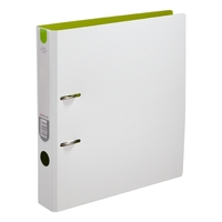 Hot selling foam PP cover high quality a4 lever arch file