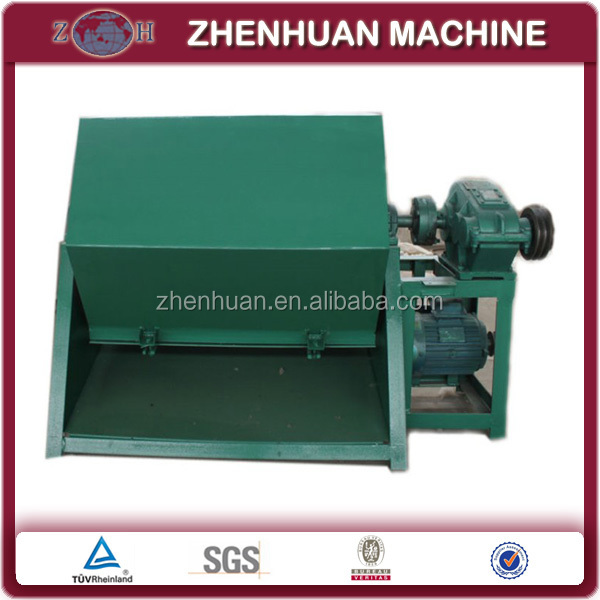 Automatic nail polish brush making machine