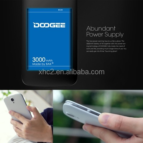 Online Shopping New Product Original DOOGEE X6 Pro 4G 5.5 inch Android 5.1 MT6735 Quad Core Mobile Phone Unlocked