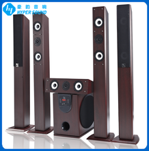 5.1 tower home theater music system with 3D surround sound(IA-6120HT-1)