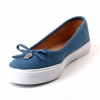 TONGPU High Quality Durable Loafer Shoes Women Casual Shoes Ladies Slip-On Flats