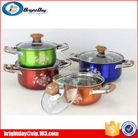 stainless steel cookware for induction cooker