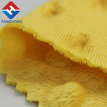Hot selling yellow color fleece fabric for blankets woven bandage wholesale brazilian remy hair jewish wig kosher gold supplier