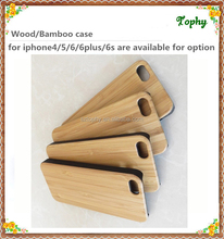 China Supplier origin bamboo shockproof universal case cover for iphone 4.7 inch cell phone