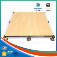 HC-C China Dumper Cost Effective Fireproof Aluminum Honeycomb indoor wpc floor wood plastic composite