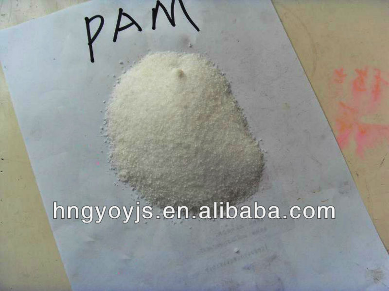 Quick seller anionic polyacrylamide pam for sugar cane juice industry