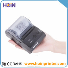 58mm Mini Portable Pocket Printer USB Bluetooth Portable Thermal Receipt Mini Printer for Mobile Payment