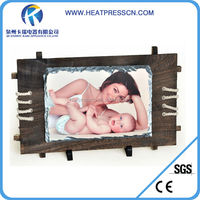 Sublimation Rock Slate Photo / Sublimation Stone Photo Rock