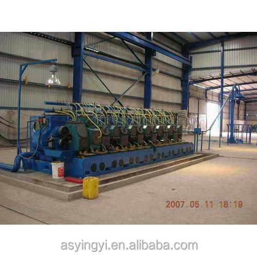 Aluminum Rod Continuous Casting & Rolling Machine From Sally
