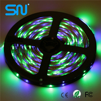 Factory price SMD3528 60 led/m DC12V led flexible strip light with CE RoHS certification