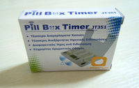 Excess Inventory Stock 4 Alarm Pill Box Timer
