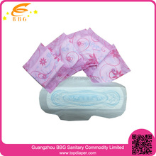 Newest FIONA Brand Name Anion Sanitary Napkin Manufacturer