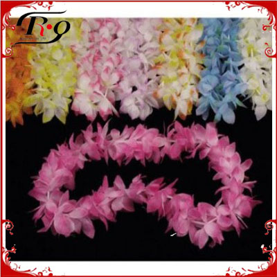 Assorted Color Hawaiian Lei Sold Individually
