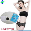 Carefree slim patch lossing weight without rebound, not dewater and no side effect loss weight