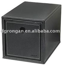 leather CD rack of 2012 newest design