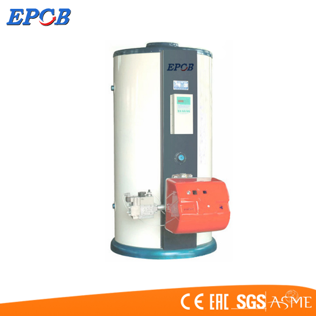 Diesel Gas Fired Hot Water Boiler For Green House