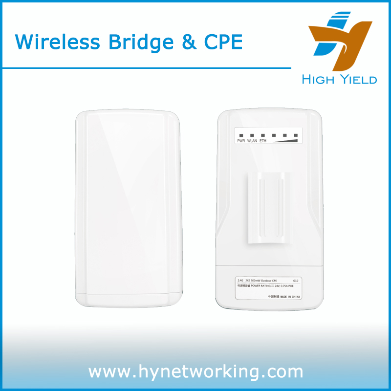 HY Outdoor 300M 2.4GHz CPE