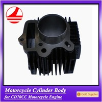 OEM High Quality CD 70CC Motorcycle Engine Cylinder Body