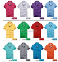 mens polo shirt OEM T-shirt Wholesale, high quality manufacture in China