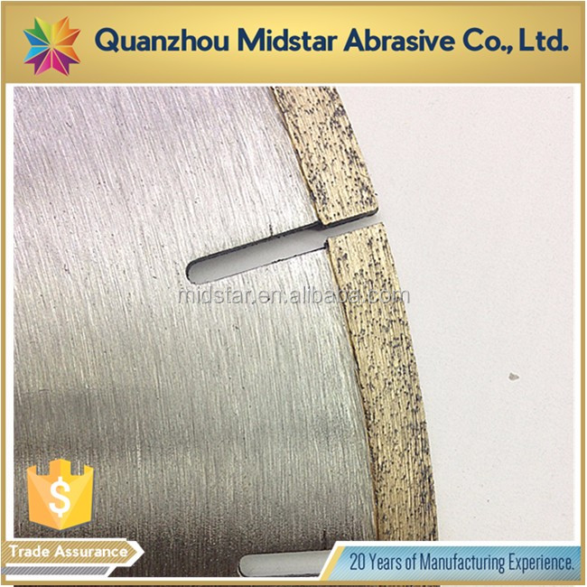 Fast cutting j slot saw blade for factory