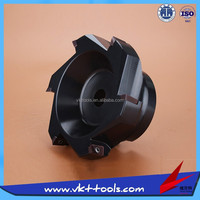 CNC Indexable Diameter 125 mm Face Milling Cutter -----125A06R-S90AP16-40-----VKT