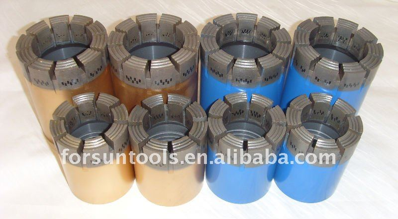 Impregnated Diamond Core Bit BQ NQ HQ PQ
