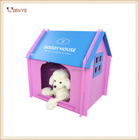 Indoor Wooden Dog House For Sale