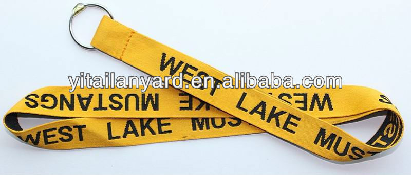Custom Polyester Neck Strap Printing Lanyard Factory Direct