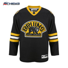 custom half and half jerseys, sports ice hockey jersey