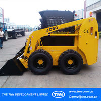 TSL60 High Efficiency Best Quality Chinese Skid Steer Loader Supplier