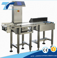Automatic conveyor check Weigher