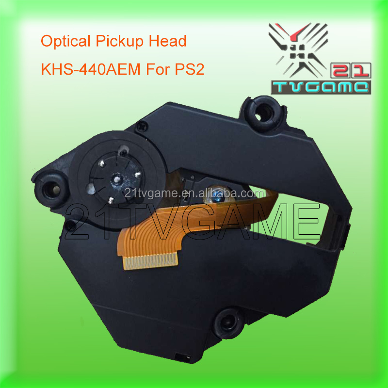 Video Game Optical head KHS-440AEM With Deck For PS1 game laser lens,Game Spare Parts Optical Pickup Head KHS-440AEM