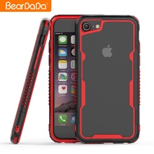 Best Praise frame bumper for iphone 6 hybrid protective case