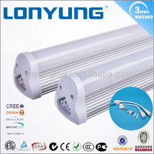 Exclusive T8 strip no need original florescent bracket t8 20w led tube lamp