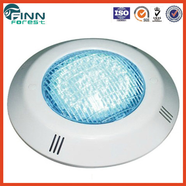 12V white ABS material 9w/ 100w LED and halogen wall mounted led swimming pool lights