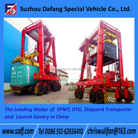 Container Straddle Carrier, gantry crane price