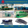 Precured Tyre Tread Production Line/rubber hydraulic vulcanizer