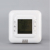 Low price adjustable fire-retardant housing built-in type thermostat