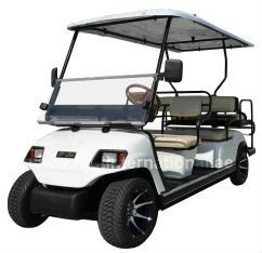 E1-Car Electric 6 Seats Golf Car