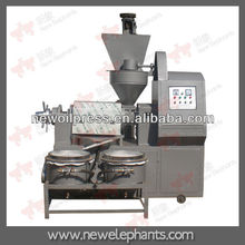 Extract refined automatic screw oil press