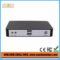 Cheap Mini Linux Thin Client RD7.1 With 256MB RAM 512MB Flash PS/2 HDMI support 1080P from China OEM Factory
