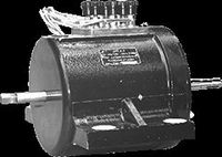 Pump electric motor (DC motor)