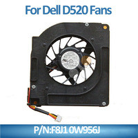 laptop CPU cooling Fan pads For Dell Latitude D520 D530 HG477 New China factory